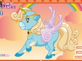 Игра Happy Pink Unicorn
