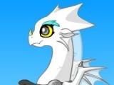 Игра Одеваем дракончика
