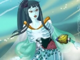 Игра Water Queen Dress Up