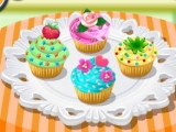 Cooking Yummy Cupcakes