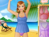 Summer Fun Dressup