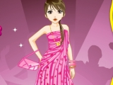Evening Party Dress Up