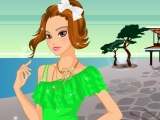 Beach Fashion Makeover