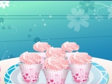 Five Delicious Cupcakes Decoration