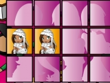 Memory Game for Girls