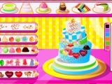 Super Eye Catching Cake Decoration
