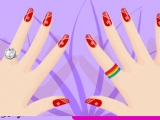 Create Pretty Nail Art Designs