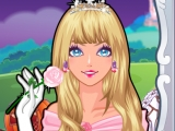 Poor to Princess Make Up