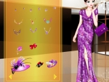 Fabulous Purple Dresses For A Lovely Girl
