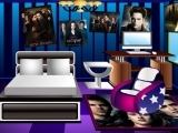 Twilight Fan Room Decoration