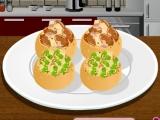 Make Stuffed Mushrooms