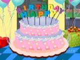Charming Birthday Cake