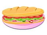 Zizi BBQ Sandwich