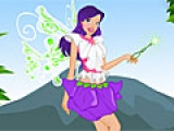 Fairy Barbie Dressup