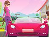 Cute Girl Parking 2