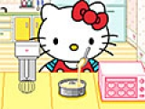 Hello Kitty Make Cake