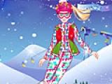 Fashionable Ski Trip
