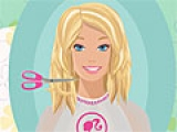 Barbie SnipN Style Salon