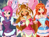 Winx Happy Year Rotate Puzzle
