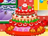Frozen Xmas Cake