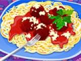 Spaghetti with Meatballs 2