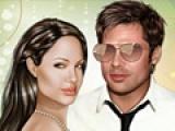 Игра Angelina and Brad Pitt