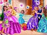 Set the Blocks Barbie Princess