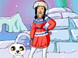 Eskimo Dress Up
