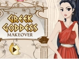 Fantastic Greek Goddess Makeover