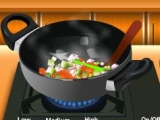 Chicken Pot Pie Cooking