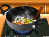 Chicken Pot Pie Cooking