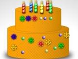 Decorate a Birthday Cake