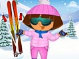 Dora Skiing
