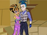 Monster High Beautiful Couple