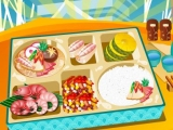 Sushi Box Decoration