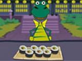 Игра Flying Dragon Sushi