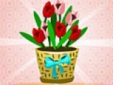 flash игра Dora Valentine Flower