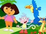 Игра Dora The Explorer
