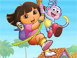 Игра Dora Collect the Flower