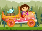 flash игра Dora Candy Transport