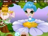 Fairy Fruity Cakes