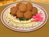 Sara Cooking Class: Falafel