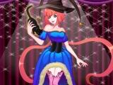 Fashion Magician Dressing Up