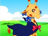 Cute Giraffe Dress Up