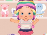 Lovely Baby Dress Up