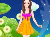 Игра Magic Easter Girl Dress Up