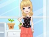 Flash игра для девочек Pink Cutie