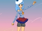 Sea Girl Dress Up