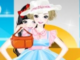 Twin Stage Show Dress-Up