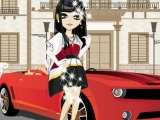 Uptown Girl Dress-Up